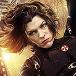 Resident Evil: Retribution Poster Artwork