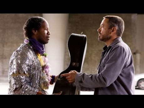 The Soloist – Trailer and Featurette