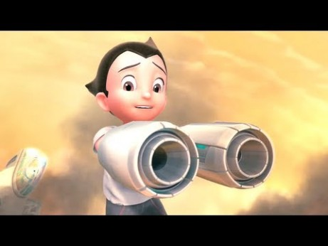 Astro Boy – Teaser Trailer