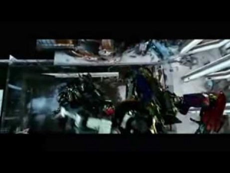 Transformers: Revenge of the Fallen – Footage