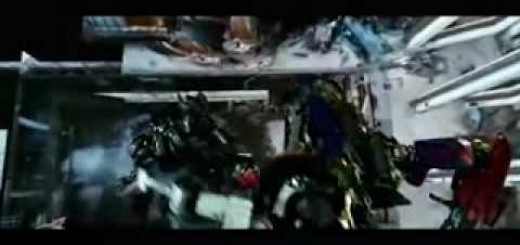 Video thumbnail for youtube video Transformers: Revenge of the Fallen - Footage