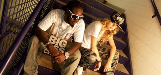 Taylor Swift Thug Story music video
