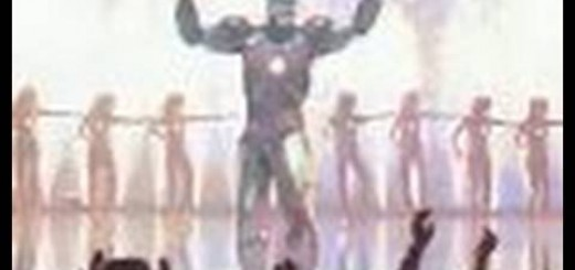 Video thumbnail for youtube video Iron Man 2 - Leaked Trailer Footage
