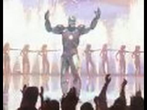 Iron Man 2 – Leaked Trailer Footage