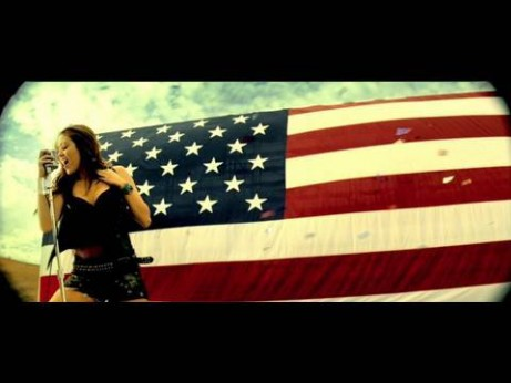 Miley Cyrus – Party In the USA Music Video