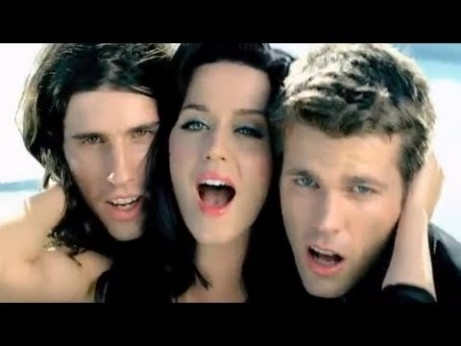 3OH!3 and Katy Perry 'Starstrukk' Music Video