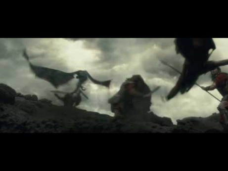 Clash of the Titans – Teaser Trailer