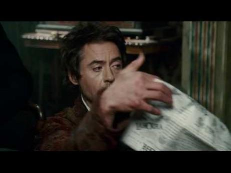 Sherlock Holmes – Trailer 2