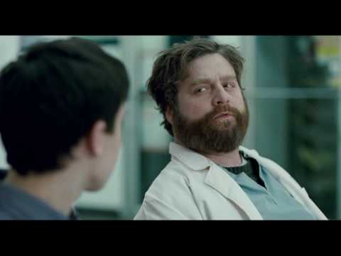 Its kind of a funny story 2010 zach galifianakis movie trailer