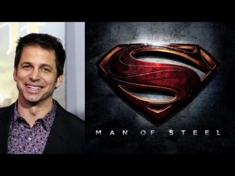 Video: Zack Snyder Talks 'Superman' Reboot