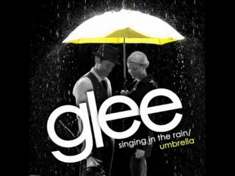 Gwyneth Paltrow Covers Rihanna's Umbrella for Glee