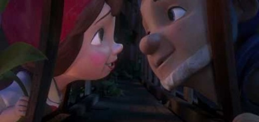 Video thumbnail for youtube video Gnomeo & Juliet