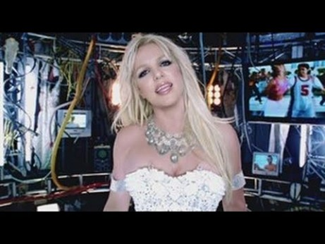 Britney Spears 'Hold It Against Me' Music Video