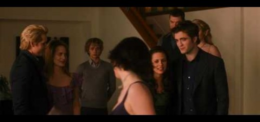 Video thumbnail for youtube video The Twilight Saga: New Moon
