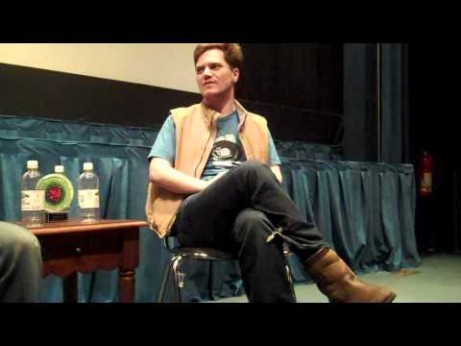 Video: Michael Shannon Talks Superman