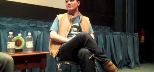 Video thumbnail for youtube video Video: Michael Shannon Talks Superman