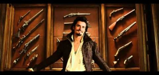 Video thumbnail for youtube video The Three Musketeers 3D (2011) Logan Lerman, Milla Jovovich - Movie Trailer, Pictures, Posters, News