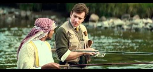 Video thumbnail for youtube video Salmon Fishing in the Yemen (2012) Emily Blunt, Ewan McGregor - Movie Trailer, Photos, Plot, Cast