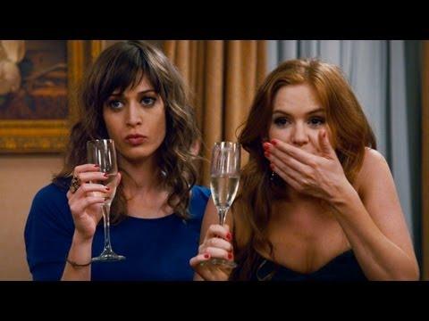 Bachelorette (2012) Kirsten Dunst - Movie Trailer, Poster ...