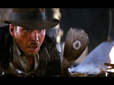 Indiana Jones: The Complete Adventures Blu-ray
