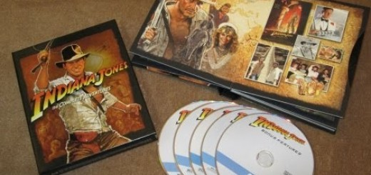 Video thumbnail for youtube video Indiana Jones: The Complete Adventures Blu-Ray Collection Unboxing