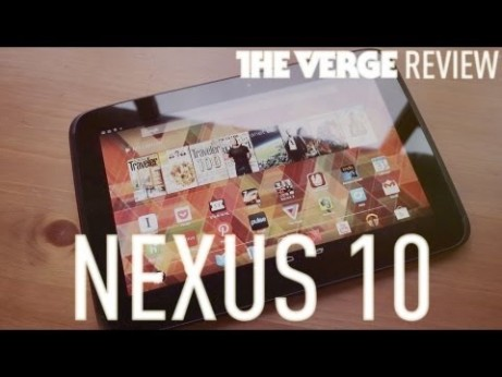 Google Announces Android 4.2 and Nexus 10 Tablet with Mind-blowing 2560×1600 Display
