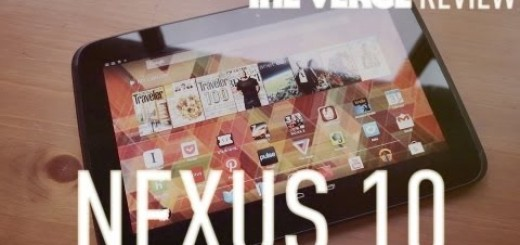 Video thumbnail for youtube video Google Announces Android 4.2 and Nexus 10 Tablet with Mind-blowing 2560x1600 Display