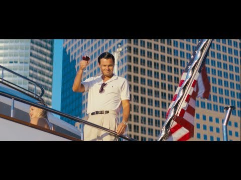 The Wolf of Wall Street Announced on Blu-ray/DVD