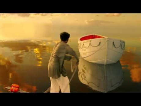 Life of Pi Blu-ray and DVD