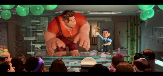 Video thumbnail for youtube video Wreck It Ralph Blu-ray and DVD