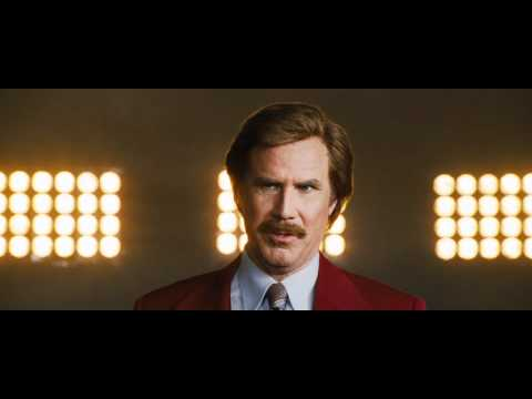 Anchorman 2 Getting R-Rated Super-Sized Re-release