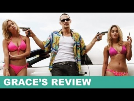 Video: Spring Breakers Movie Review