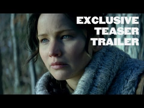 Hunger Games: Catching Fire Trailer, Cast, DVD, Blu-ray ...