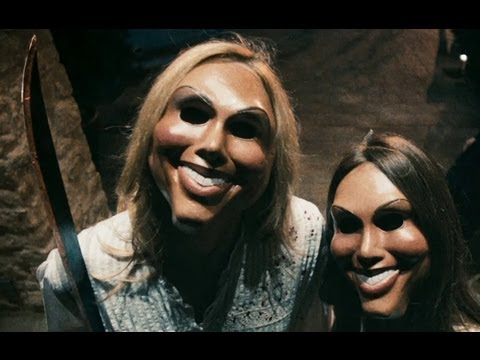 The Purge (2013) Movie...