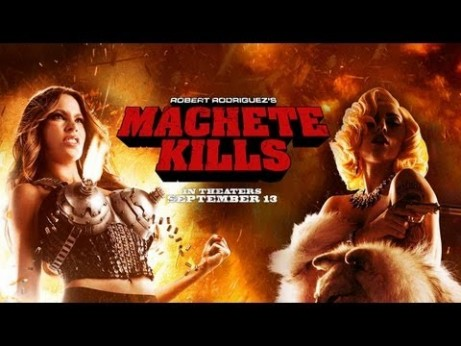 Machete Kills Trailer is Here!