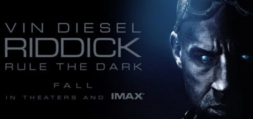 Video thumbnail for youtube video New Riddick Trailer and Poster Debut