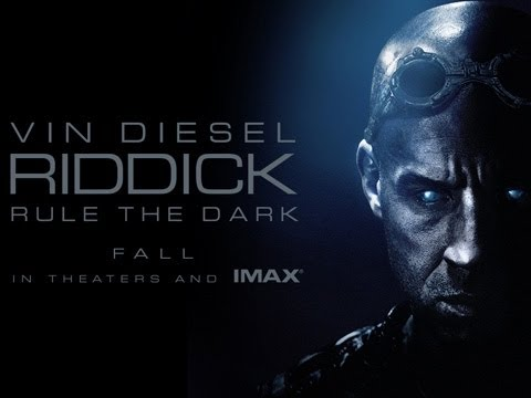 new riddick trailer and poster debut
