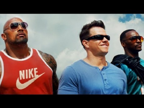 Pain & Gain (Blu-ray, DVD)