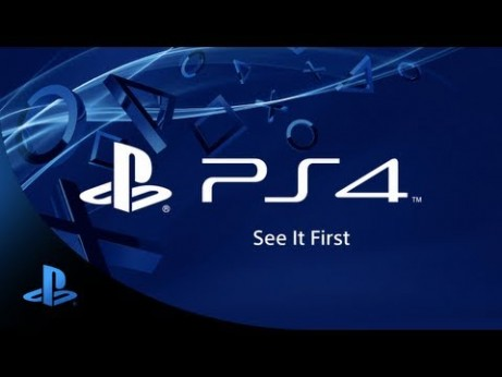 Video: First Look at Sony PlayStation 4 Console