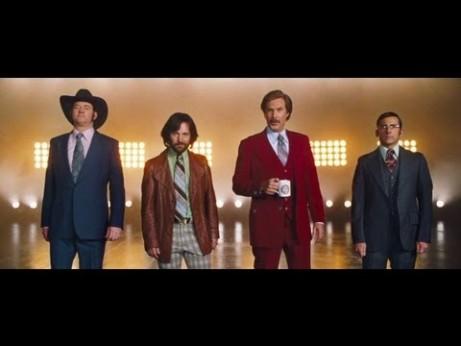 New Anchorman 2 Teaser Trailer Arrives