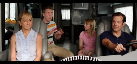 Video thumbnail for youtube video We're the Millers (2013) Trailer, Pictures, Poster - Jennifer Aniston