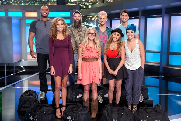 Big Brother season 16 cast