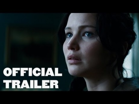 Full-Length Trailer Debuts for The Hunger Games: Catching Fire