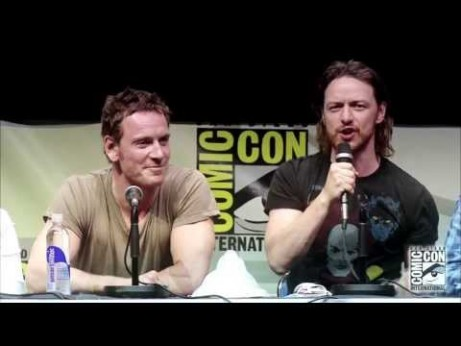 Video: X-Men: Days of Future Past Comic-Con Panel