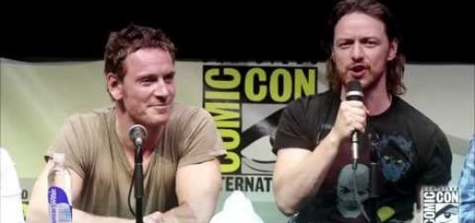 Video thumbnail for youtube video Video: X-Men: Days of Future Past Comic-Con Panel
