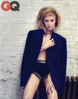 Anna Kendrick Strips Down for GQ Magazine