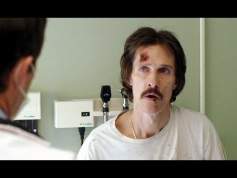 'Dallas Buyers Club' Trailer Debuts Starring Matthew McConaughey
