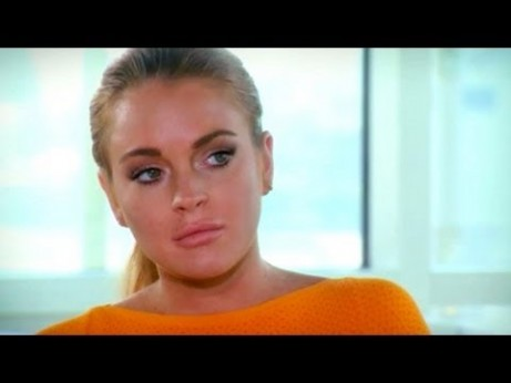 First Look: Lindsay Lohan on Oprah's Next Chapter