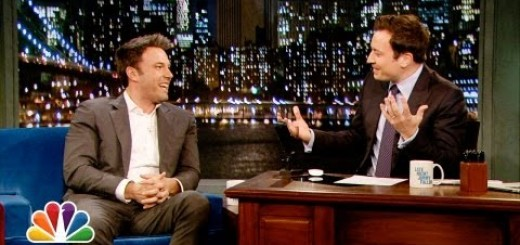 Video thumbnail for youtube video Video: Ben Affleck Talks Batman