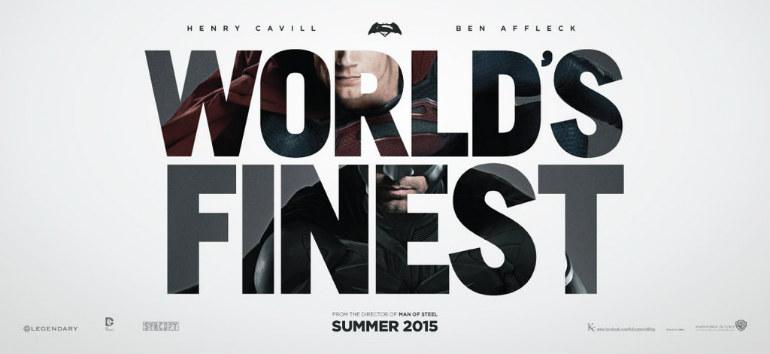 Two Fan Posters for 'Superman Vs. Batman' Man of Steel Sequel